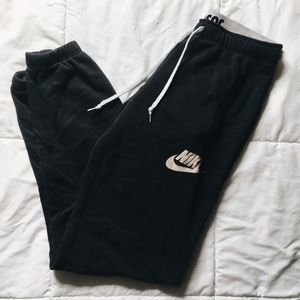 """Nike Band Just Do It Swoosh """"Rally"""" Joggers"""
